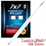 Поводок сталевий LJ Pro SSW AFW 7х7 30см/12кг *3