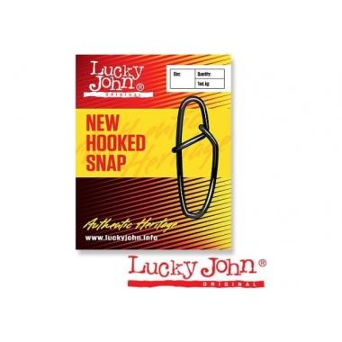 Застежка LJ NEW HOOKED SNAP 001-006 / * 10
