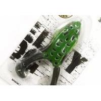 """Приманка-жаба гумова поверхня незачеп. FREDDY FROG LJ 3D Series  4"""" /21g / 008 *6"""