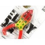 """Приманка-жаба гумова поверхня незачеп. FREDDY FROG LJ 3D Series  4"""" /21g / 011 *6"""