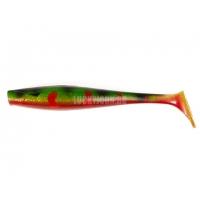 """Виброхвост LJ 3D Series Kubira Swim Shad 7"""" (15 см), цвет PG27, 2 шт."""