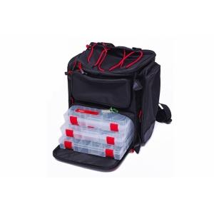 Рюкзак риболов. LJ RUCKSACK  (3 коробки) 40х38х23см / 121B