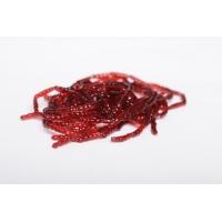 Мотыль искусственный Lucky John Extra Blood Worm *160 140201-002