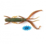 "Нимфа Lucky John Hogy Shrimp 3"" (10 шт.) 140140-085"