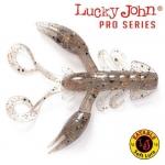 """Твистер (рак) 2 """" Rock Craw LUCKY JOHN (10 шт.) 140123-S02"""