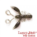 """Твистер (рак) 2 """" Rock Craw LUCKY JOHN (10 шт.) 140123-S21"""