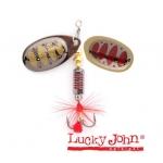 Блесна вращ. LUCKY JOHN Bonnie Blade #1 LJBB01-005