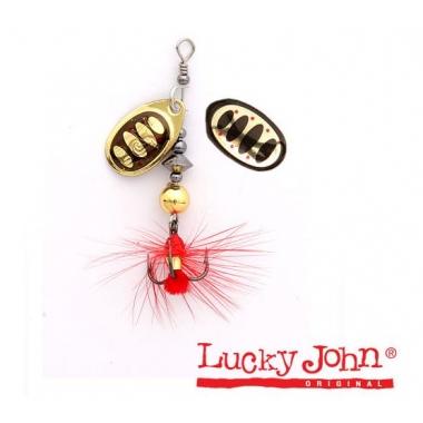 Блесна вращ. LUCKY JOHN Bonnie Blade #2 LJBB02-001