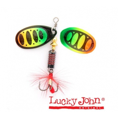 Блесна вращ. LUCKY JOHN Bonnie Blade #2 LJBB02-008