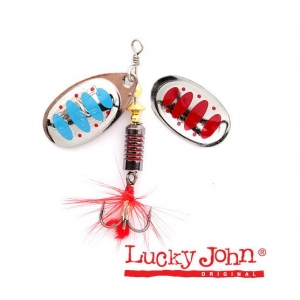 Блесна вращ. LUCKY JOHN Bonnie Blade #3 LJBB03-003