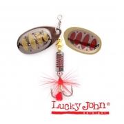 Блесна вращ. LUCKY JOHN Bonnie Blade #3 LJBB03-005