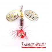 Блесна вращ. LUCKY JOHN Bonnie Blade #4 LJBB04-002