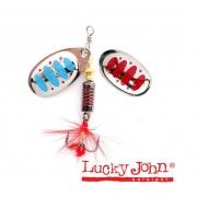Блесна вращ. LUCKY JOHN Bonnie Blade #4 LJBB04-003