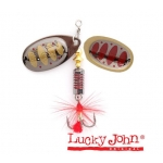 Блесна вращ. LUCKY JOHN Bonnie Blade #4 LJBB04-005