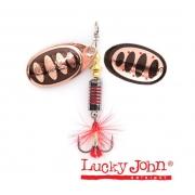 Блесна вращ. LUCKY JOHN Bonnie Blade #4 LJBB04-006