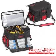 Сумка рыб.с коробкой (2iшт.) Lucky John Advanced tackle bag 38х25х29 LJ-107