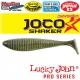 "Плавающий силикон Lucky John Joco Shaker 2,5"" (6 шт.) 140301-F08"
