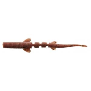 """Съедобный силикон Lucky John Unagi Slug 3,5"""" (5 шт.) 140306-F02"""