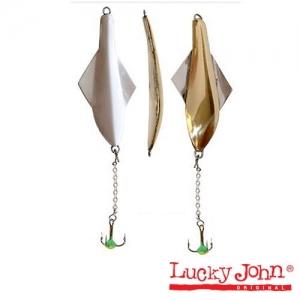 Блесна зимняя Lucky John GLIDER 60мм / GS