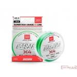 Шнур BASARA Light Green Х4 PE 125 м 0,091 мм